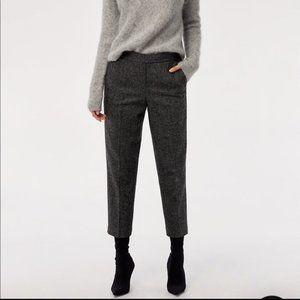 Aritzia Babaton Conan Grey Wool Pant